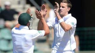 Vernon Philander and Morne Morkel decimate West Indies at Centurion, South Africa 7 wickets away from win