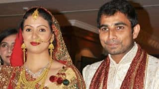 Mohammed Shami's wife Hasin Jahan demands INR 10 lakhs per month as maintenance fee