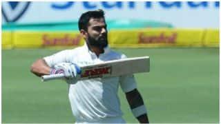 सेंचुरियन टेस्ट, तीसरा दिन-लंच तक गिरे टीम इंडिया के 8 विकेट, विराट कोहली 141 पर नाबाद