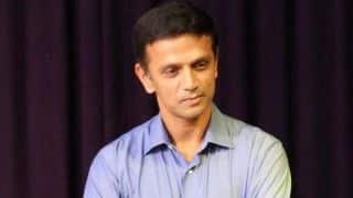 Rahul Dravid in favour of day-night Tests