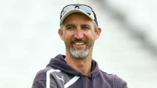 Jason Gillespie, Peter Borren critical of Welsh club's unsportsmanlike tactic of declaring for 18-1