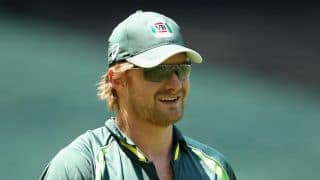 Shane Watson rested from ODIs against England