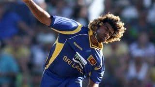 लसिथ मलिंगा के शानदार 5-विकेट हॉल से श्रीलंका ने अभ्यास मैच जीता