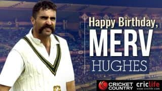 Merv Hughes: 11 facts about the fiery, moustachioed Australian pacer