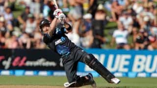 ICC World T20 2014: Pakistan restrict New Zealand to 145/9 in warm-up game at Mirpur