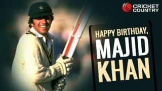 Majid Khan: 17 facts about the graceful Pakistani batsman and their first ODI centurion