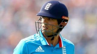 Cook happy with England's 41-run win