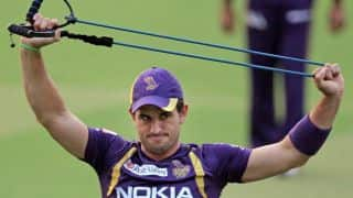 Ryan ten Doeschate retained by Kolkata