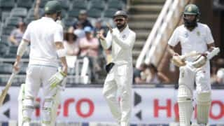 India need 7 wickets, South Africa 105 to win Johannesburg nail-biter