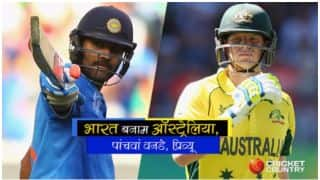 India vs Australia, 4th ODI preview and likely XIs: India look to get back in winning ways