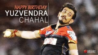 Happy B'day, Chahal! Indian leg-spinner turns 26
