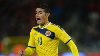 FIFA World Cup 2014: James Rodriguez leads goal scoring charts with five goals