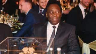 Brazilian football legend Pele set to auction his World Cup memorabilia