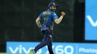 IPL 2021: Rohit Sharma Lauds His Teammates After Mumbai Indians Beat Kolkata Knight Riders in Close Game, Calls It an Excellent Fightback