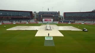 4th Test: Rain washes out 1st session on Day 3 in Manchester