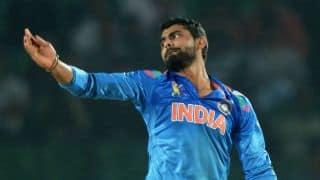 Ravindra Jadeja climbs to 5th spot in ICC ODI Rankings for bowlers