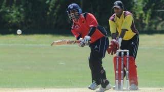 German cricketers toil in Billericay