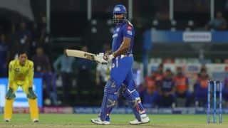 IPL 2019 final: Kieron Pollard's bizarre protest reprimanded by umpires
