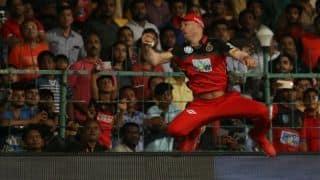 IPL 2018: AB de Villiers' catch was Spiderman stuff, says Virat Kohli