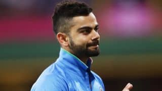 Kohli: Being role model for youngsters great feeling
