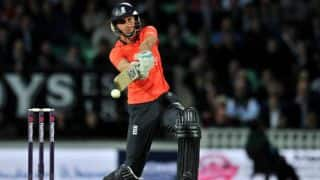 IPL 2015: Alex Hales comes in as replacement for Corey Anderson in Mumbai Indians squad