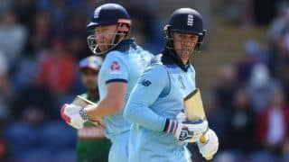 Batting second does not scare England: Trevor Bayliss