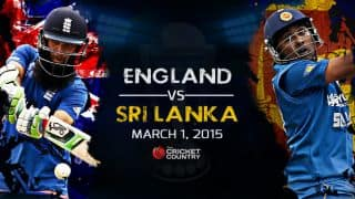 Sri Lanka vs England World Cup 2015 Pool A Match: Preview