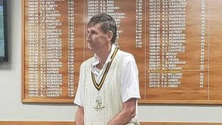 Former New Zealand pacer Ewen Chatfield retires at 68
