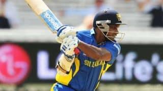 VIDEO: 6,6,6,6,4,2! Sanath Jayasuriya's brutal strokeplay off Chris Harris in 2000.