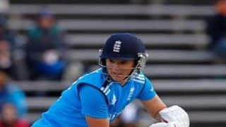 Charlotte Edwards creates world record