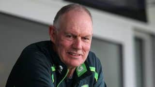 Helmets, bats and pitches have negatively impacted ability to counter swing bowling, says Greg Chappell