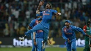 India vs Bangladesh, T20 World Cup: Relive Hardik Pandya's match winning final over
