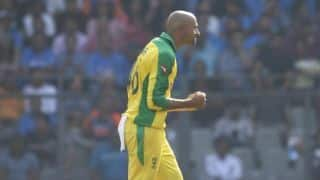 South Africa vs Australia, 1st T20I: Ashton Agar's hat-trick leads visitors to 107 runs win