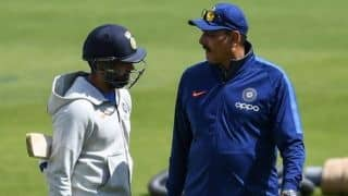 Rohit Sharma in the same space which Virender Sehwag once occupied: Ravi Shastri