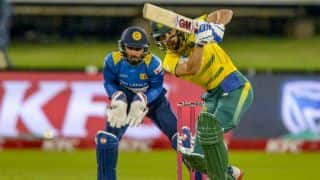 PHOTOS: South Africa vs Sri Lanka 1st T20I at Centurion