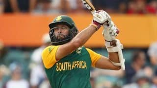 Deam Elgar replaces injured Hashim Amla in ODI squad; JP Duminy to captain against Zimbabwe