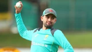 Nathan Lyon believes England tour a 'great learning curve' for bowlers