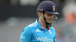 Morgan believes England had a good day against India