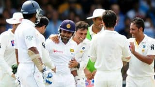 Mahela Jayawardene's final Test innings: Twitter reactions