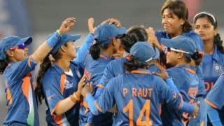 पाकिस्तान टीम के साथ मैच न खेलने की भारतीय महिला टीम को मिली सजा