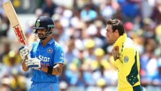 Don't sledge Virat Kohli, Jason Gillespie warns Australia