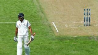 टेस्ट क्रिकेट में सलामी बल्लेबाजी के लिए तैयार हैं रोहित शर्मा