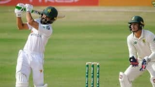 Pakistan vs South Africa: Fawad Alam century guide Pakistan to 88 run lead on day-2