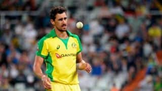 Bulked-up Australia Speedster Mitchell Starc Wants to Breach 100mph Barrier