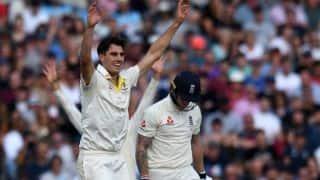 4th Test: Cummins swings Australia closer to retaining Ashes