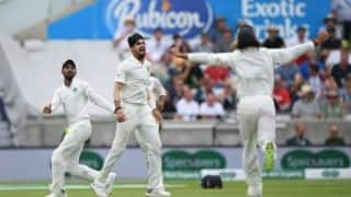 India vs England: Ishant Sharma fined 15 percent of match fee after being found guilty of breaching of ICC Code of Conduct