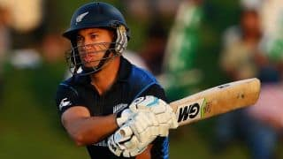 T20 World Cup 2016: Ross Taylor applauds decision to play 3 spinners against India
