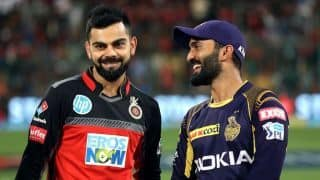 IPL 2019: Virat Kohli lead Bangalore to take on Kolkata in Eden Gardens