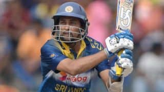 Dilshan to support Rajapaksa in Presidential elections