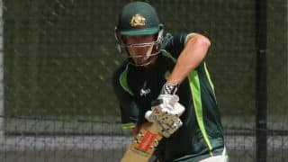 ICC World Cup 2015: Cameron White stakes claim for Australian middle-order spot